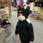 Cool hat, bro!