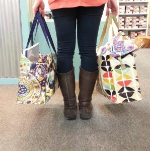 Sell at Mama Bring Bags