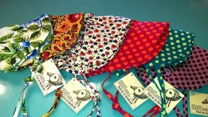locally hand made sun bonnets for babies and kids