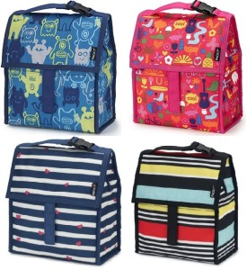 lunch bags back to school freezable stay cold insulated