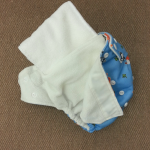 how to basics 101 cloth diaper diapering doublers inserts diaper covers