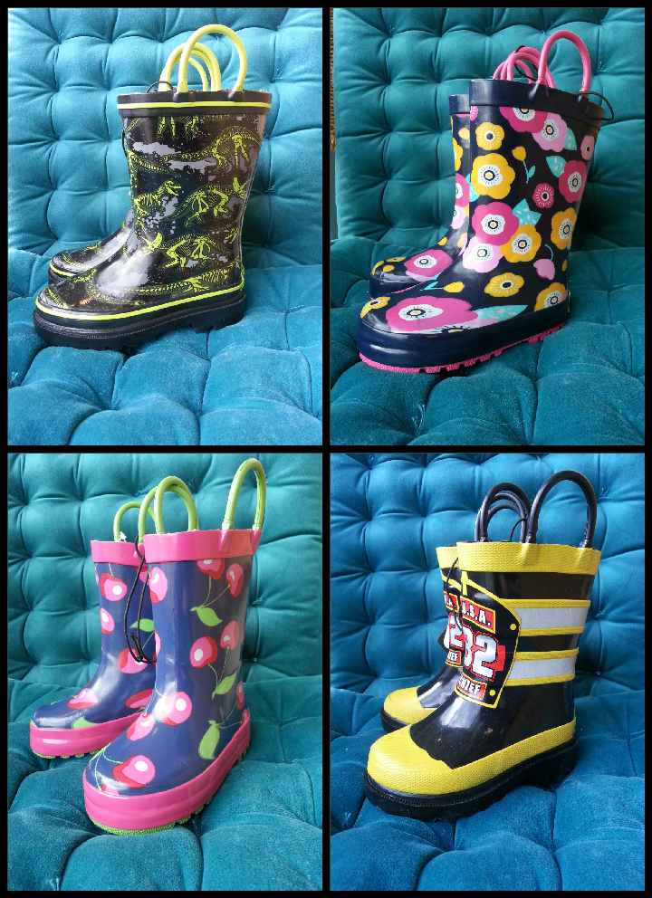 rain boots ithaca waterproof bots ithaca pvc-free non toxic rubber kids outdoor gear affordable