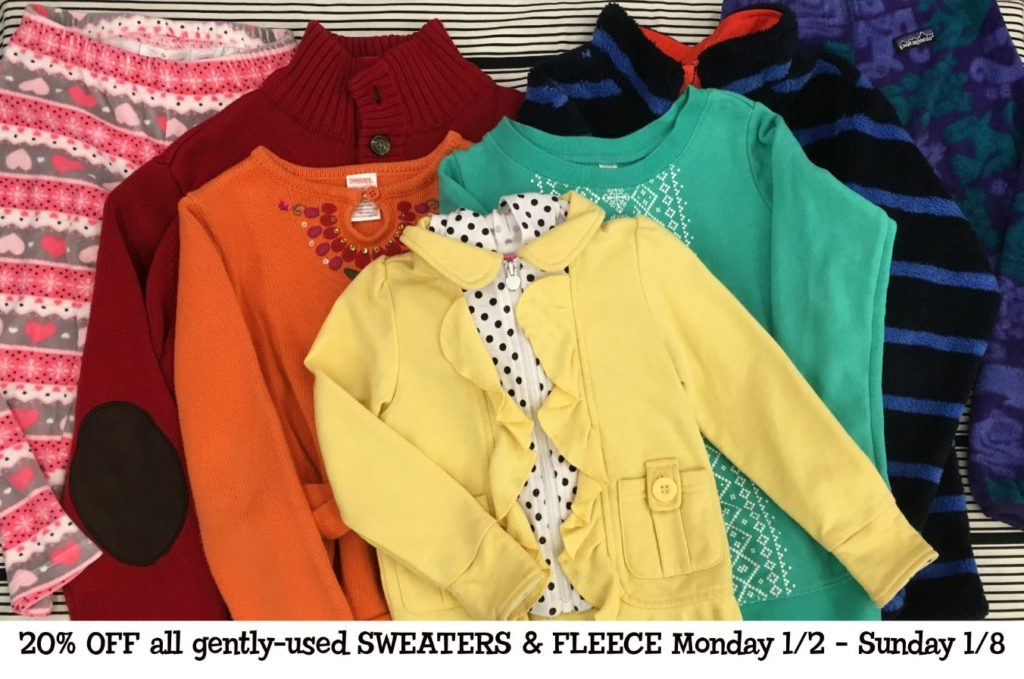 childrens clothing, ithaca, sweaters, sale