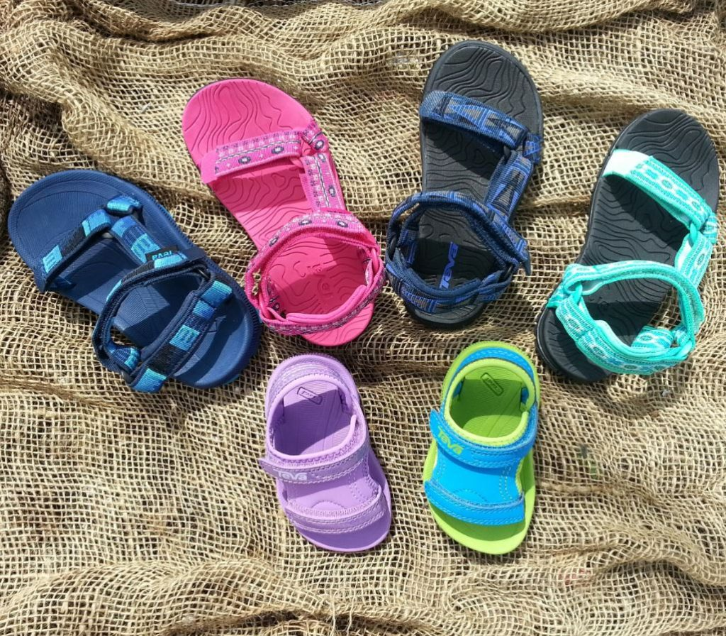 tevas, spring, summer essentials, mama goose, kids clothes, see kai run, ithaca