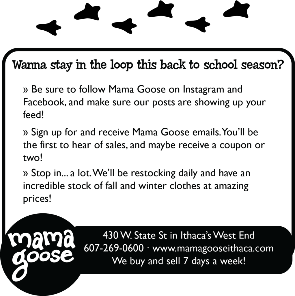 It S Happening Seasons Are Changing At Mama Goose Mama Goose Resale And Consignment Shop In Ithaca Ny